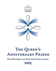 Queen's Anniversary Prize
