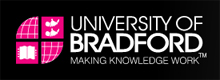 University of Bradford logo with link to home page