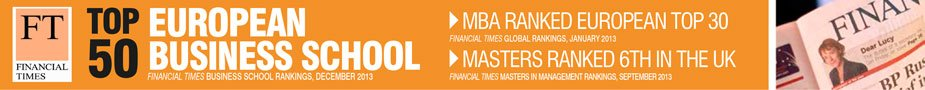 Financial Times Top 50 European Business School