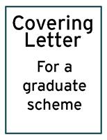 Covering letters - University of Bradford