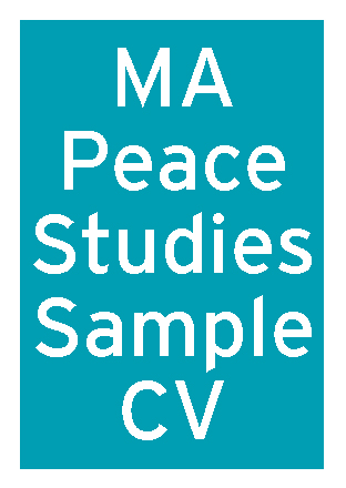 CVs - Applying for jobs - University of Bradford