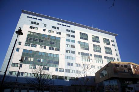 Image of the University of Bradford Richmond building