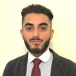 A profile picture of Mohammad Bilal Khan,  placement student