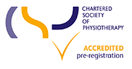 Chartered Society of Physiotherapy accredited pre-registration
