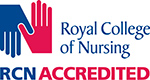 Royal College of Nursing accredited