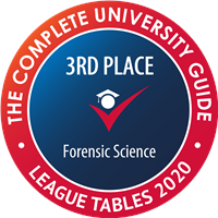 Complete University Guide 2019 Top 10 Forensic Science