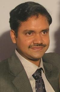 Photo of Dr Sanjit Nayak