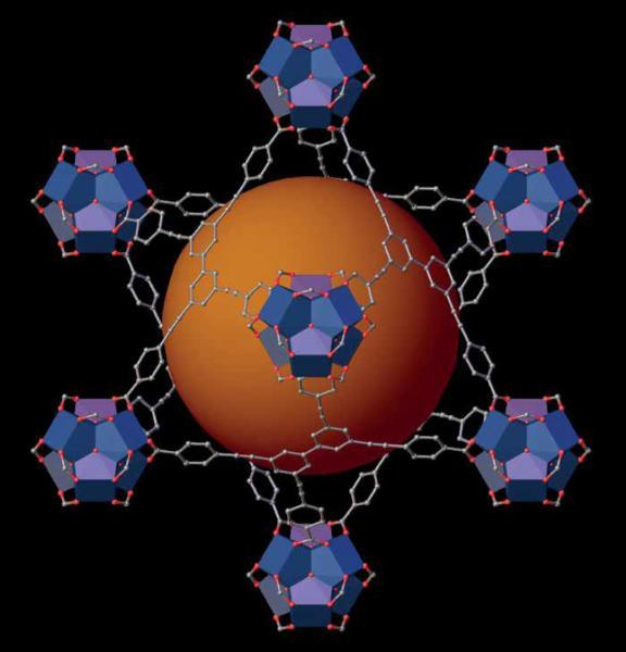 Photo of Synthesis and functional studies of metal-organic frameworks derived from high oxidation states