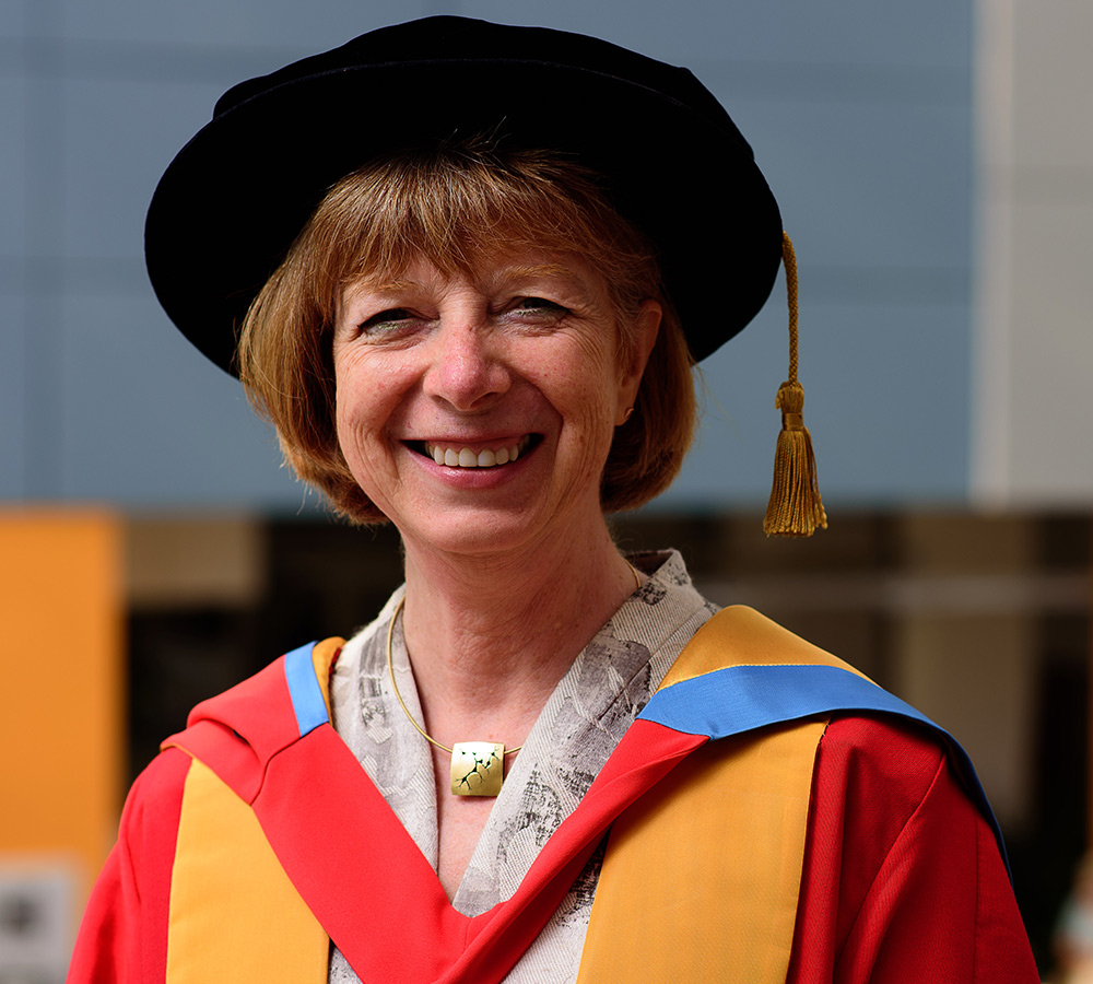 Photo of Dr Ruth McKernan CBE