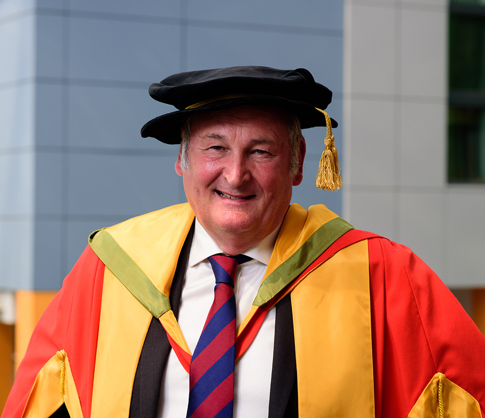 Photo of Richard Noble OBE