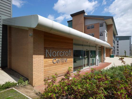 Photo of the Norcroft Conference Centre, University of Bradford