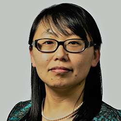 Dr Jing Li, Associate Dean (RKT)/Reader (Faculty of Management, Law and Social Sciences) at the University of Bradford